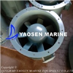 JCZ35A Marine Fan-Axial Flow Fan