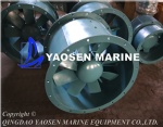 CZF120A Marine fan blower axial