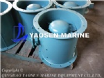 CZF35B Vessel Axial flow fan for ship use
