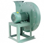 9-11 Series High pressure Energy-saving centrifugal Fan