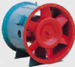 XPZ Series Fire fightiing smoke extraction axial fan
