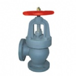 JIS F7376 10K Ship FC screw down check angle valve